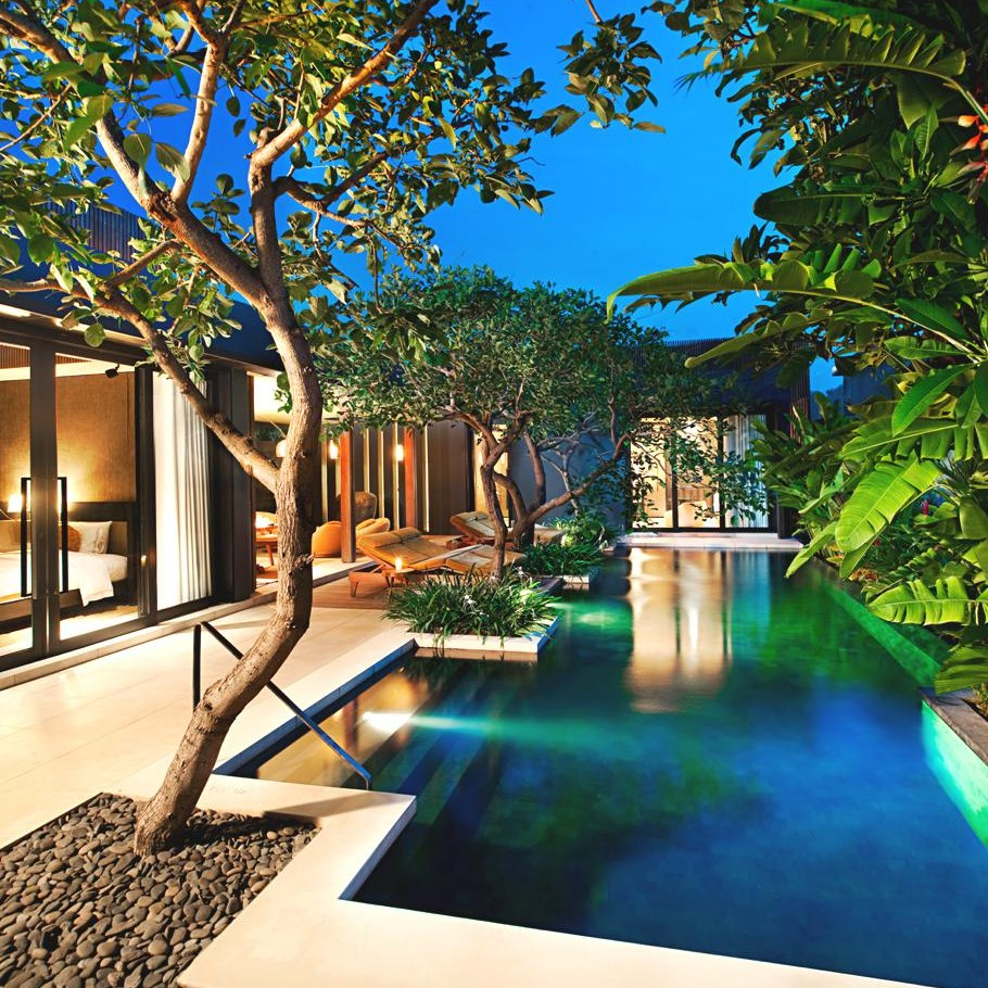 Bali Home Design Ideas: The Luxury W Retreat & Spa, Bali