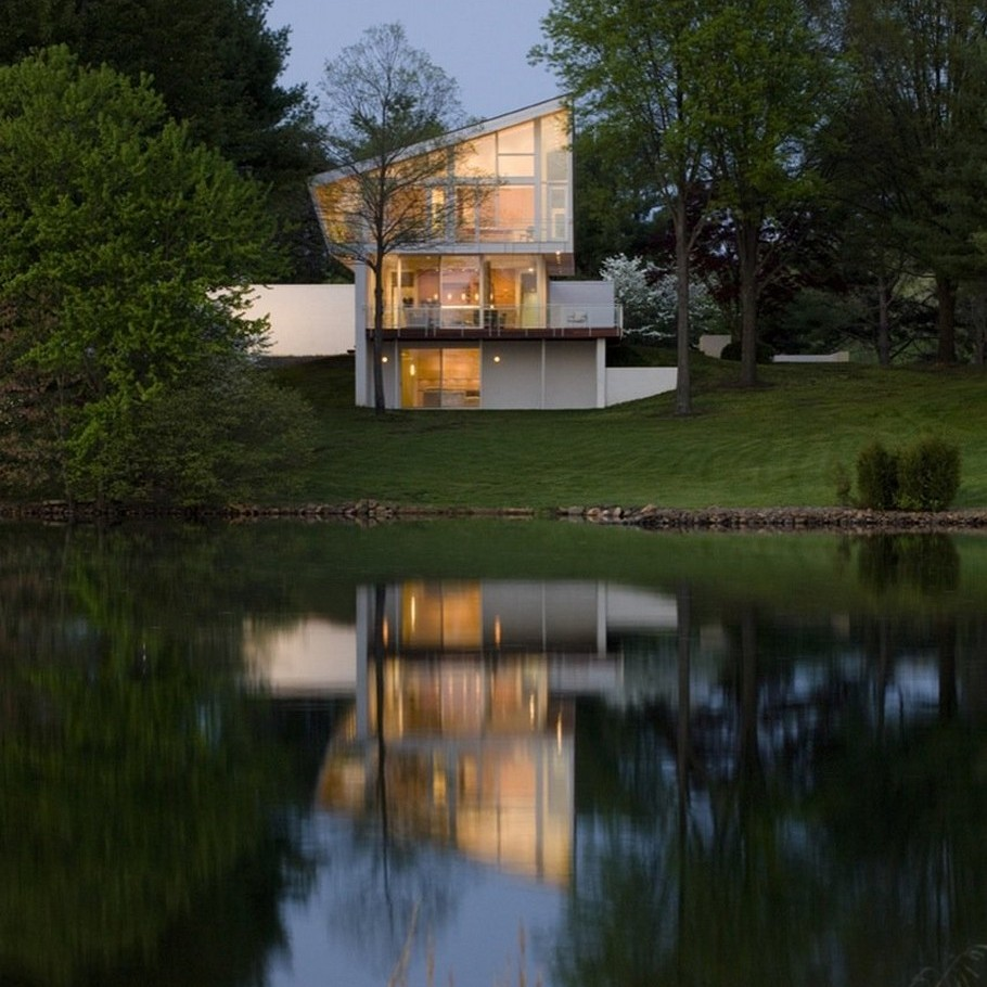 1 Beautiful Buisson Residence by Robert M. Gurney