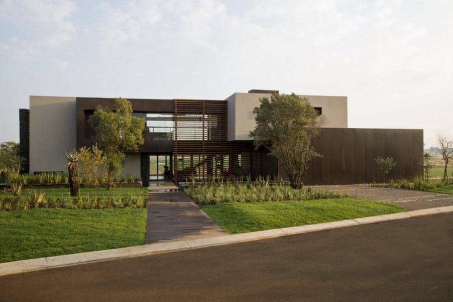 1 House Serengeti by Nico van der Meulen Architects