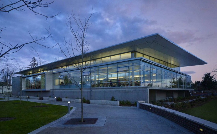 1 Sammamish Library by Perkins+Will