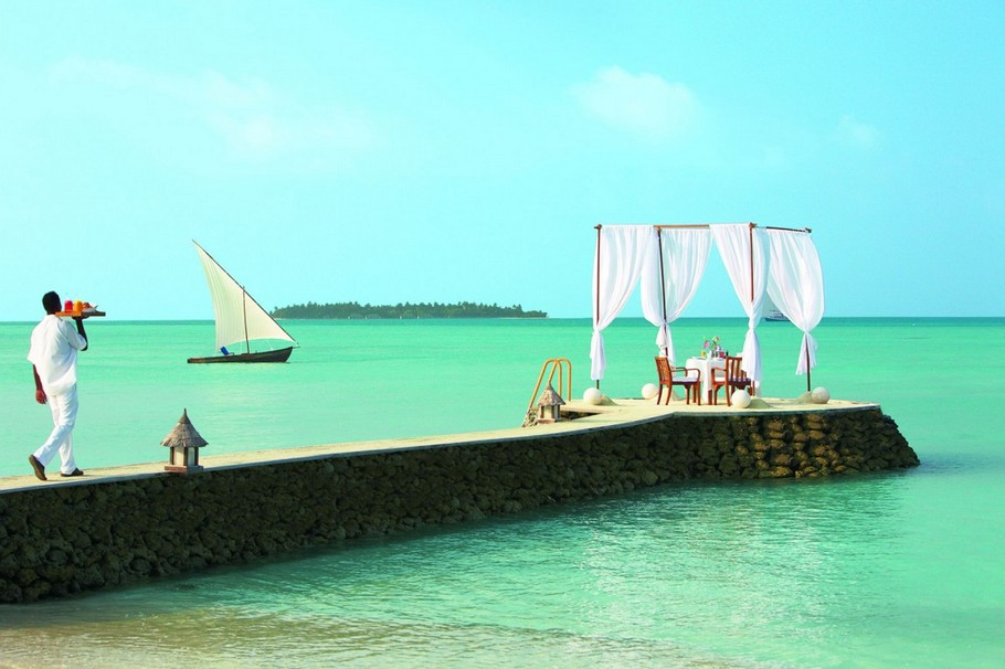 11 5-Star Taj Exotica Resort and Spa Maldives