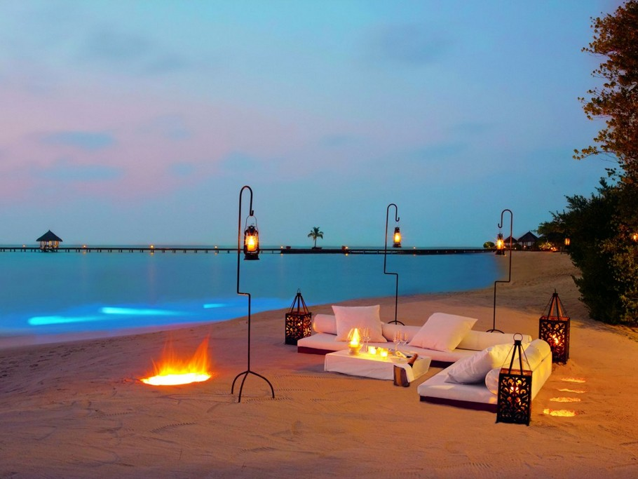 12 5-Star Taj Exotica Resort and Spa Maldives