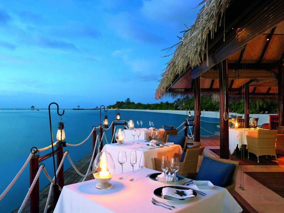 15 5-Star Taj Exotica Resort and Spa Maldives