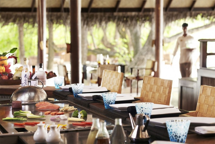 16 5-Star Taj Exotica Resort and Spa Maldives