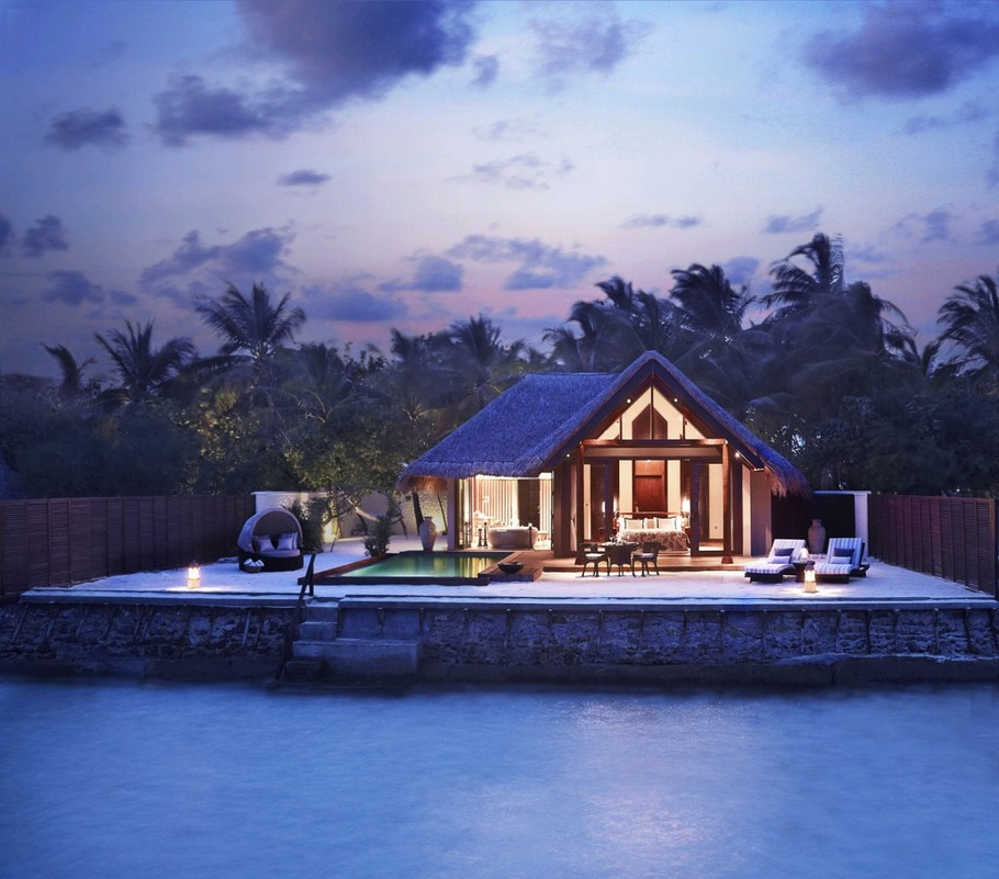 2 5-Star Taj Exotica Resort and Spa Maldives
