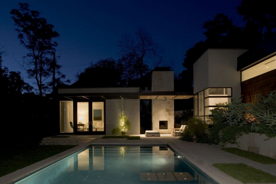2 Dry Creek House by Brian Dillard Architecture