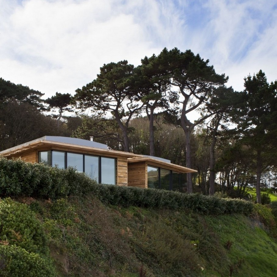 2 Le Portelet House by MOOARC