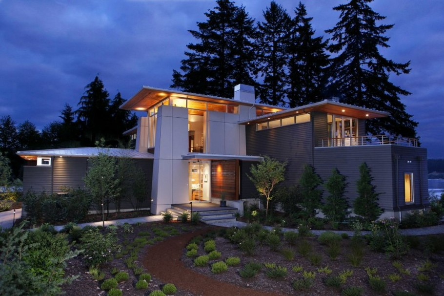 2 Olympic View House by BC&J Architecture