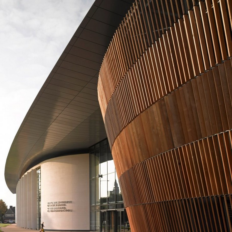 2 Royal Welsh College of Music and Drama by BFLS