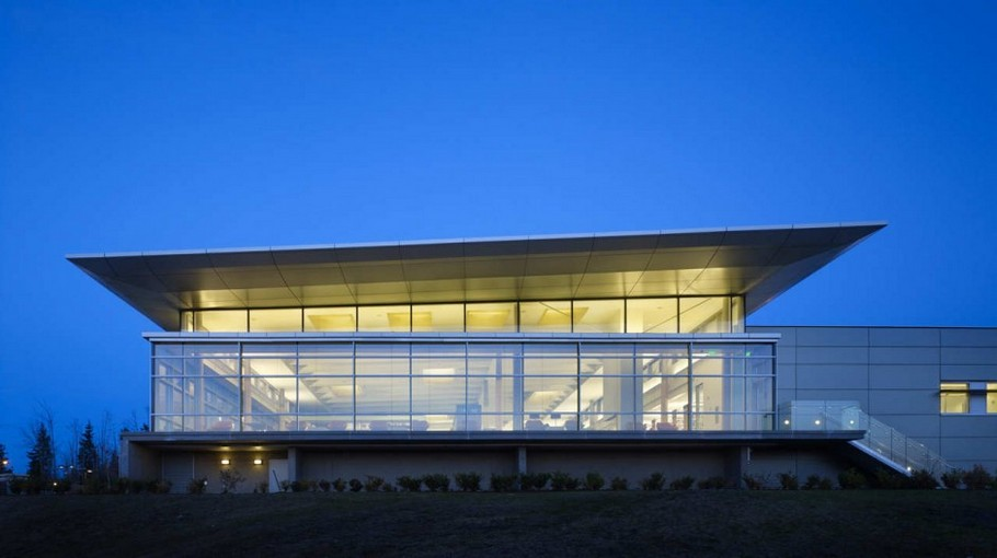 2 Sammamish Library by Perkins+Will