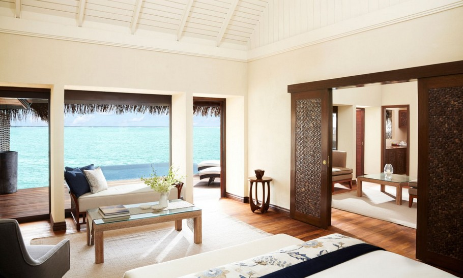22 5-Star Taj Exotica Resort and Spa Maldives