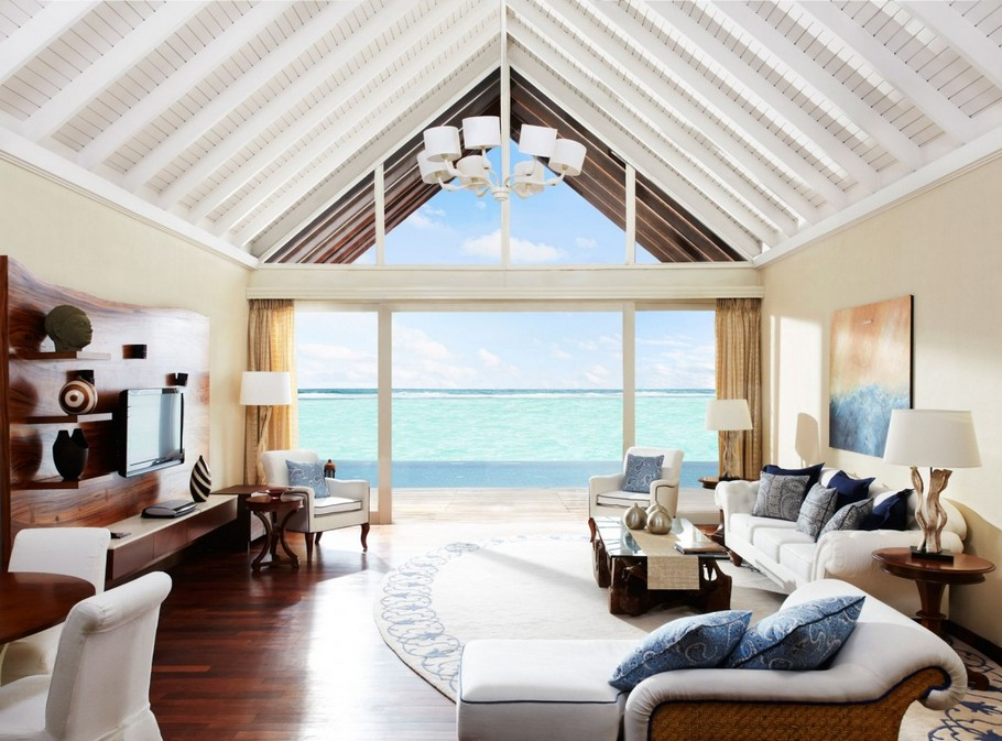 24 5-Star Taj Exotica Resort and Spa Maldives