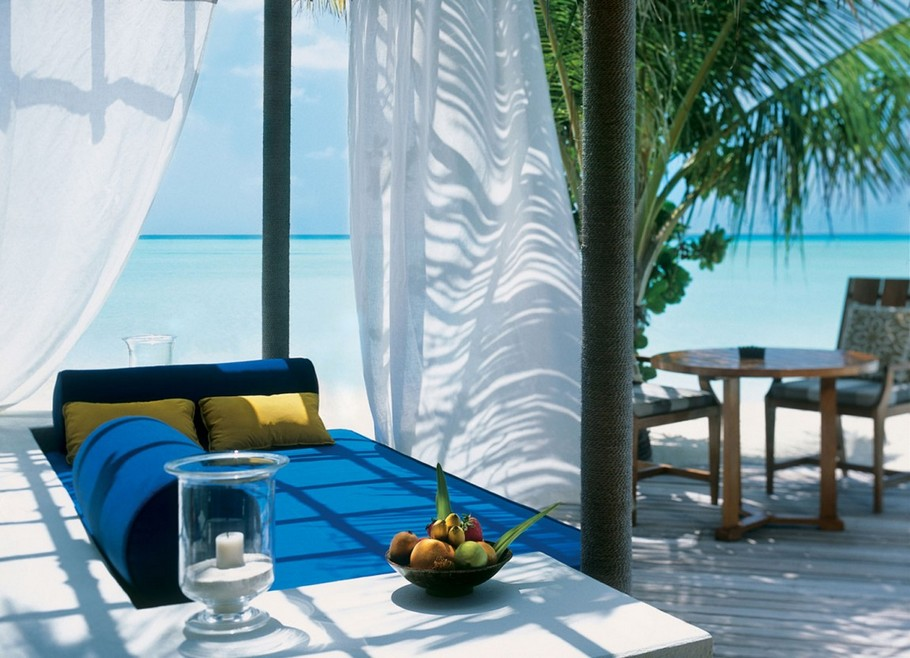 25 5-Star Taj Exotica Resort and Spa Maldives