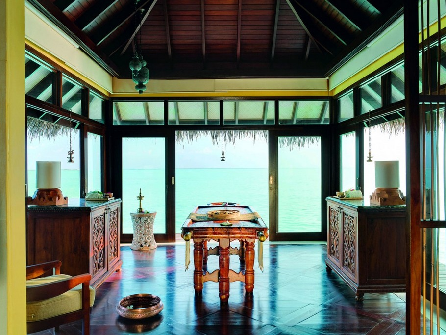 27 5-Star Taj Exotica Resort and Spa Maldives