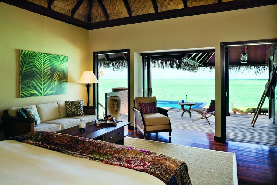28 5-Star Taj Exotica Resort and Spa Maldives