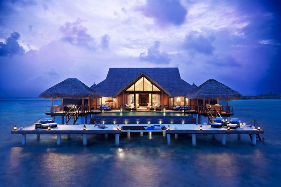 3 5-Star Taj Exotica Resort and Spa Maldives