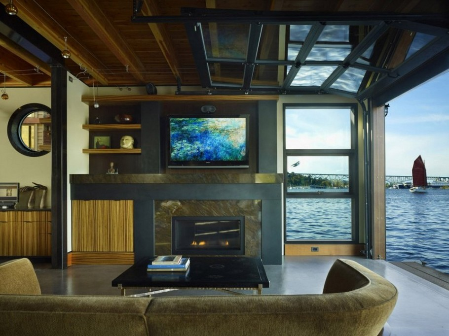 3 Lake Union Float Home by Designs Northwest Architects