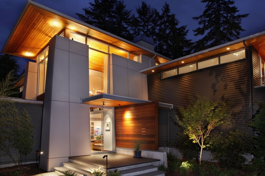 3 Olympic View House by BC&J Architecture