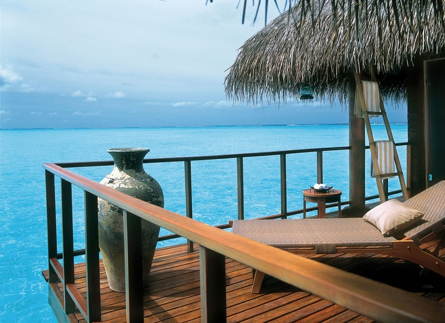 30 5-Star Taj Exotica Resort and Spa Maldives