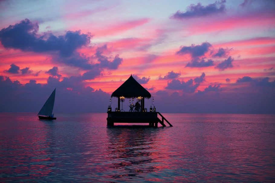 4 5-Star Taj Exotica Resort and Spa Maldives