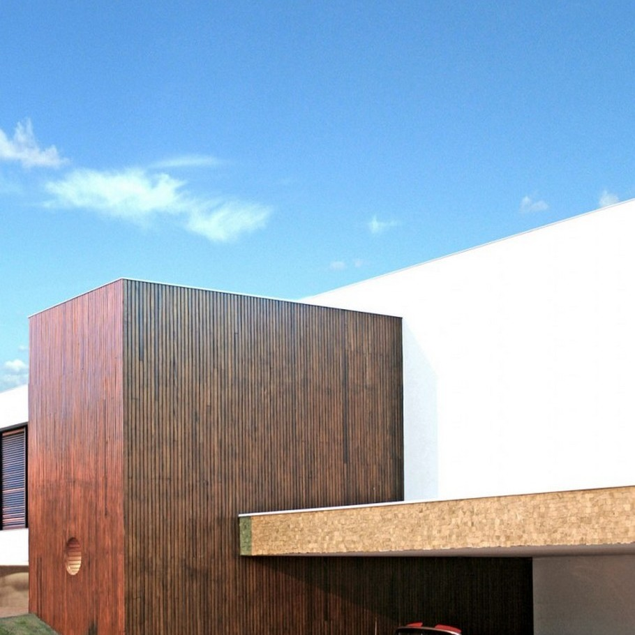 4 BL House by Studio Guilherme Torres