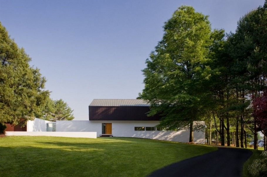 4 Beautiful Buisson Residence by Robert M. Gurney