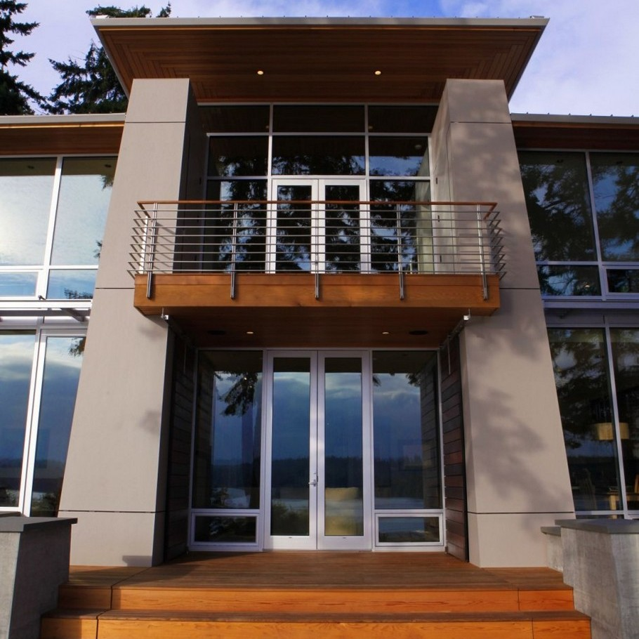 4 Olympic View House by BC&J Architecture