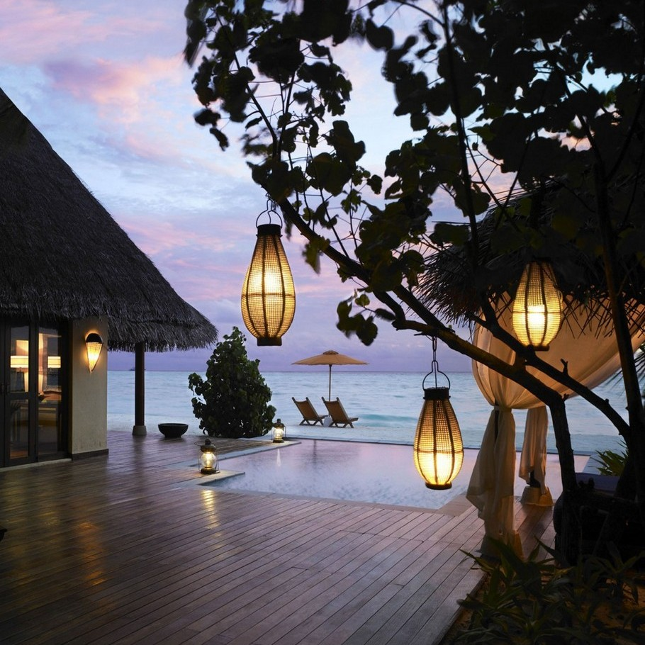 5 5-Star Taj Exotica Resort and Spa Maldives