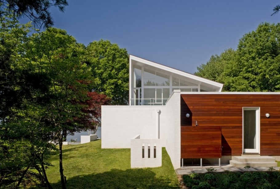 5 Beautiful Buisson Residence by Robert M. Gurney