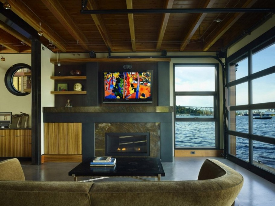 5 Lake Union Float Home by Designs Northwest Architects