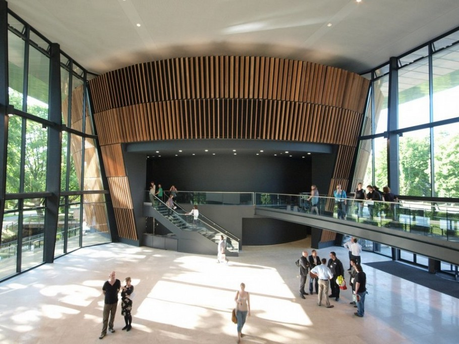 5 Royal Welsh College of Music and Drama by BFLS