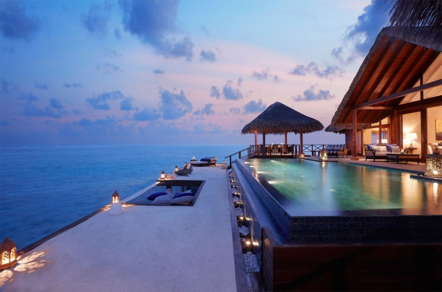 6 5-Star Taj Exotica Resort and Spa Maldives
