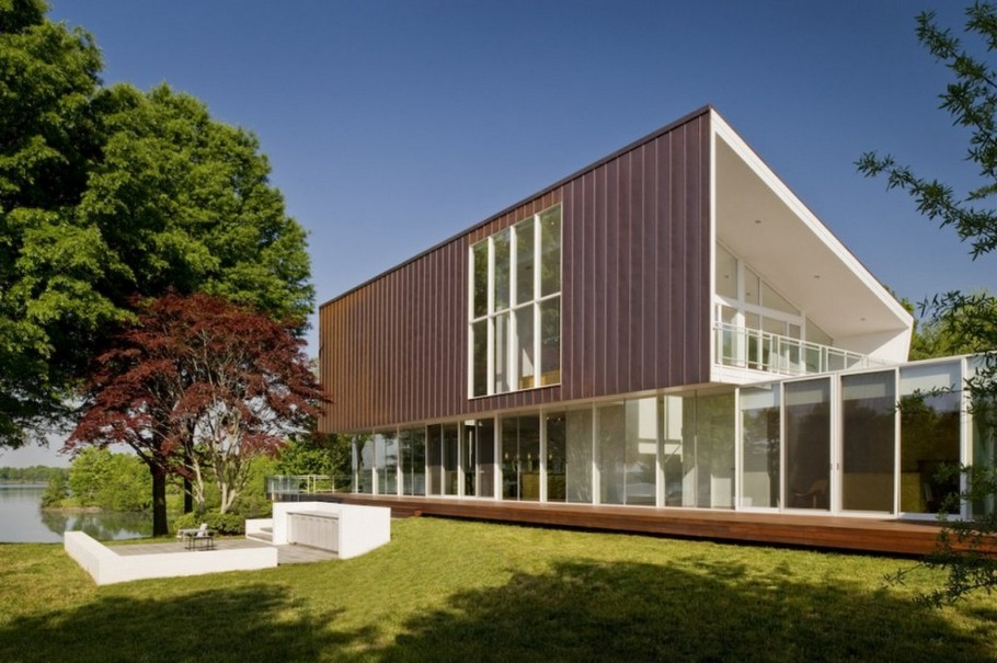 6 Beautiful Buisson Residence by Robert M. Gurney