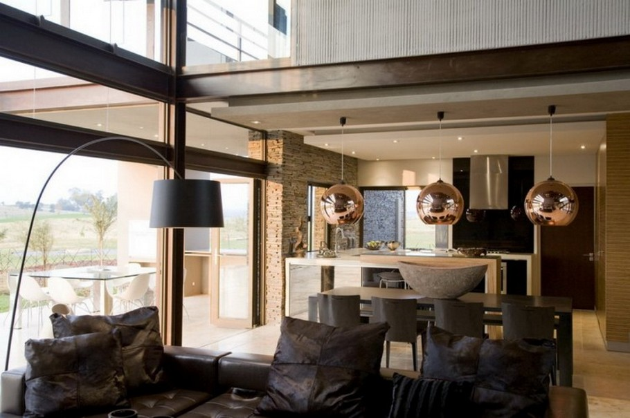 6 House Serengeti by Nico van der Meulen Architects
