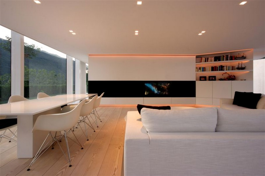 6 Lake Lugano House by JM Architecture