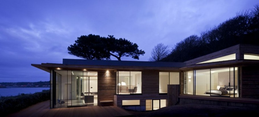 6 Le Portelet House by MOOARC