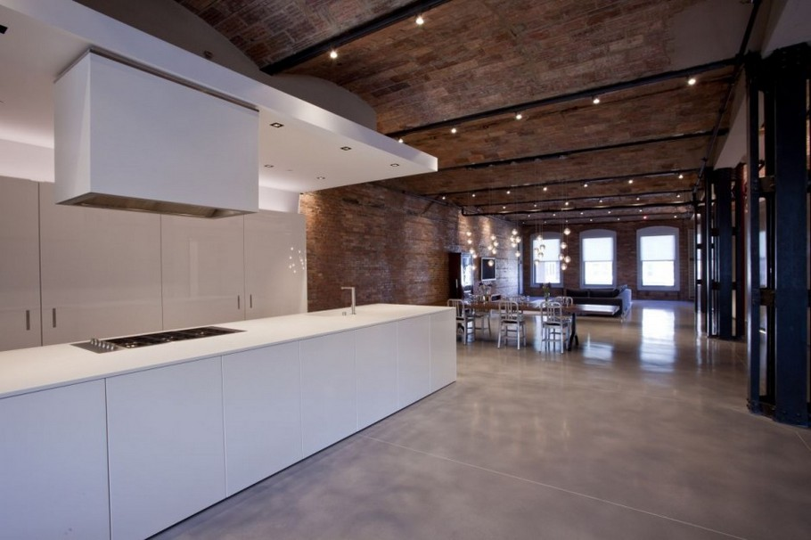 6 Union Square Loft by Naiztat + Ham Architects
