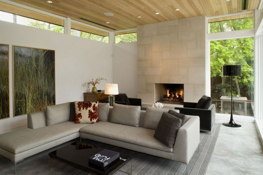 7 Dry Creek House by Brian Dillard Architecture