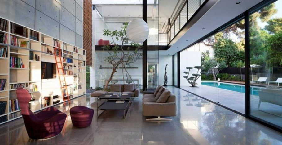 7 Haifa House by Pitsou Kedem Architects