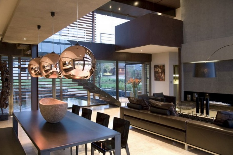 7 House Serengeti by Nico van der Meulen Architects
