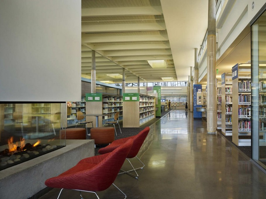 7 Sammamish Library by Perkins+Will