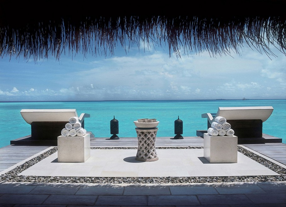 8 5-Star Taj Exotica Resort and Spa Maldives