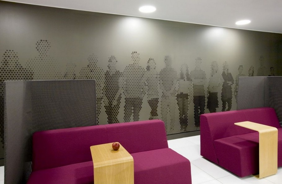 8 Astral Media Office Interior by Lemay Associés