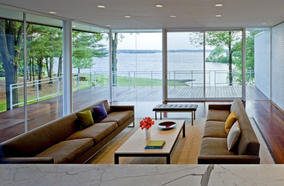 8 Beautiful Buisson Residence by Robert M. Gurney