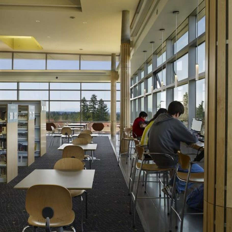8 Sammamish Library by Perkins+Will