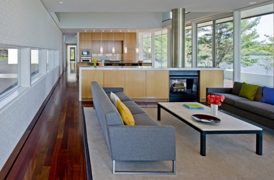 9 Beautiful Buisson Residence by Robert M. Gurney