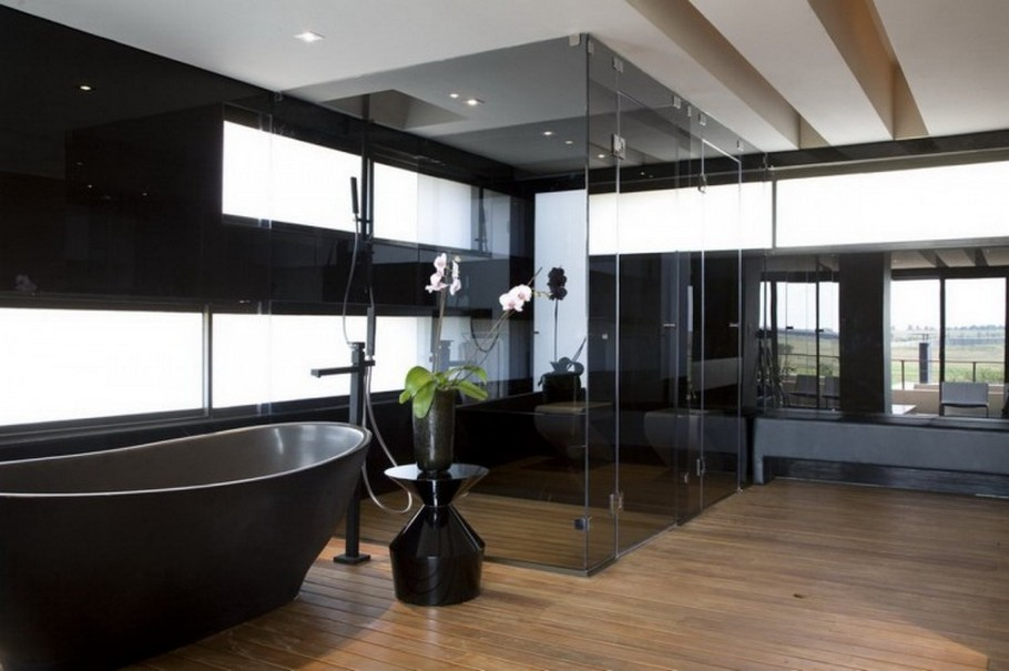 9 House Serengeti by Nico van der Meulen Architects