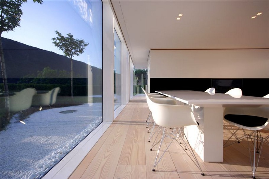 9 Lake Lugano House by JM Architecture