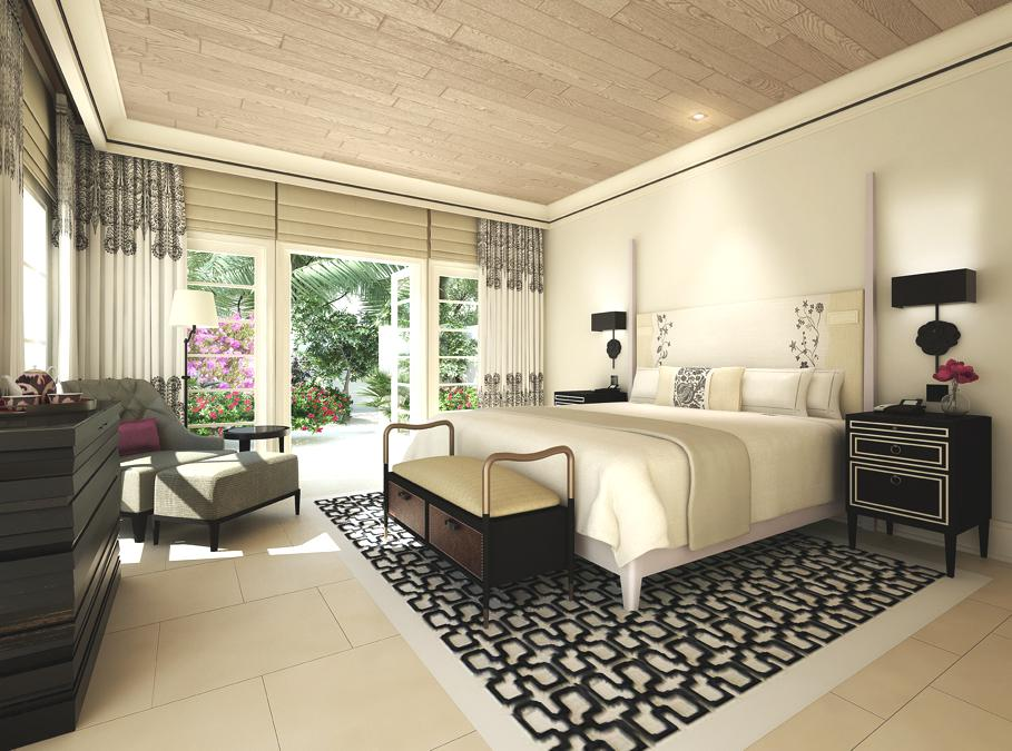 The Elegant But Contemporary Hotel Bel Air Los Angeles