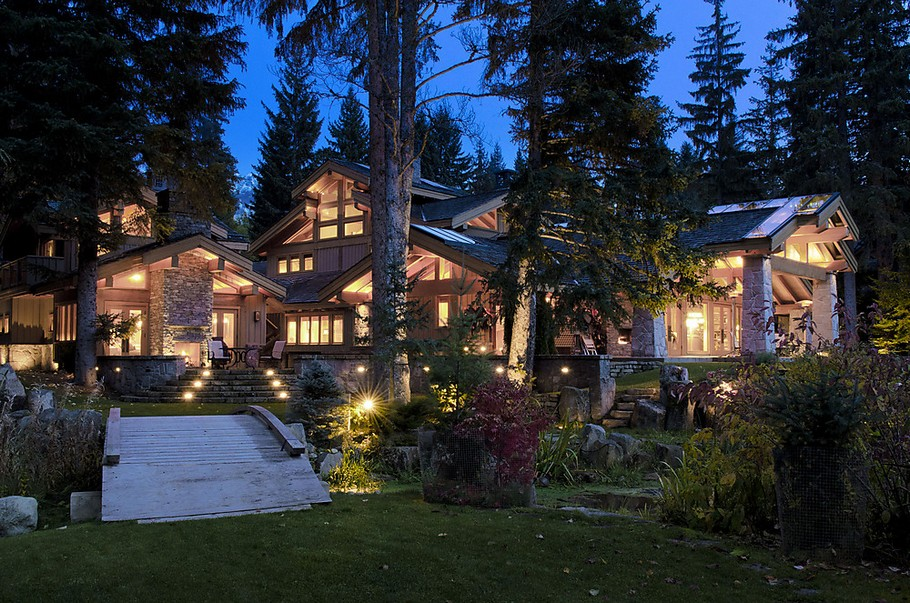 Luxury Home For Sale in Whistler